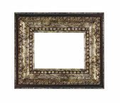 Antique frame — Stockfoto