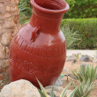 Stock Photo: Earthen jug
