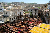 Natural moroccan pigments — Stock Photo