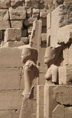 Sculpture from Karnak Temple — Stock Photo