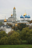 Greatest Russian monastery — Stock Photo