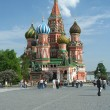 Saint Basil cathedral in Moscow — Stock Photo #1443318