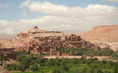 Casbah Ait Benhaddou — Stock Photo