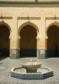 Traditional moroccan palace — Stock Photo