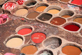 Famous tanneries — Stock Photo