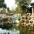 Chinese park in Beijing — Stock Photo #2219335