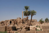 Karnak Temple, Luxor — Stock Photo