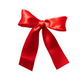 Red ribbon — Stockfoto
