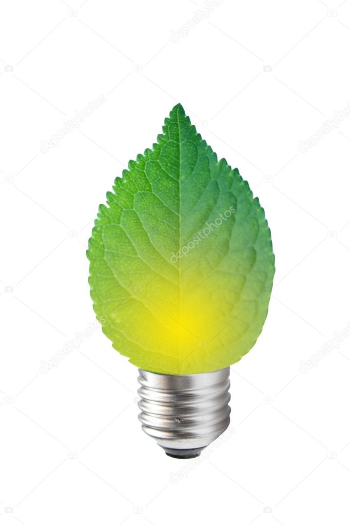 Green energy concept  Stock Photo #2179989