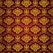 Royalty-Free Stock Vector Image: Red seamless wallpaper