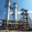 Gas processing industry — Stock Photo #1823386