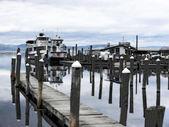 Burlington Harbor — Foto Stock