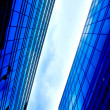 Royalty-Free Stock Photo: Abstract building skyscrapers