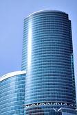 Huge business building skyscrapers — Stock Photo