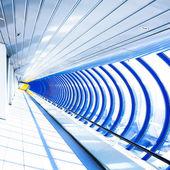 Couloir de verre — Photo