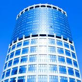 Nieuwe wolkenkrabbers zakencentrum — Stockfoto
