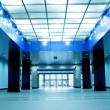 Modern hall inside — Stock Photo #1432968