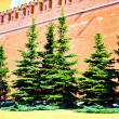 Stock Photo: Kremlin wall