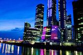 Night city — Stock fotografie