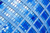 Abstract crop of modern office — Stock Photo
