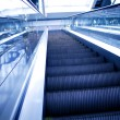 Stock Photo: Abstract move escalator
