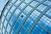 Textura moderní okna — Stock fotografie