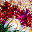 Royalty-Free Stock Photo: Beautiful Christmas Background