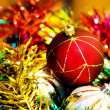 Beautiful Christmas Background - Stock Photo