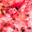 Juicy watermelon close-up - Stock Photo