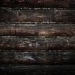 Темные текстуры древесины — Стоковое фото