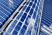 新しい高層ビルのビジネス センター — ストック写真