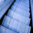 Escalator in airport — Stock Photo #2634569