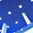 Modern ceiling in office center — Stock Photo #2634679