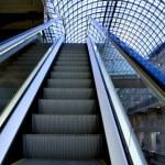 Empty escalator — Stock Photo #2635575