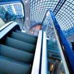 Empty escalator — Stock Photo #2635612