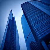 Nuovi uffici in centro business — Foto Stock