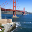 Stock Photo: Golden Gate Bridge 2