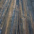 Wooden Quay Floor — Stock Photo