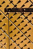 Fort deuropening — Stockfoto