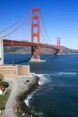 Puente golden gate 2 — Foto de Stock