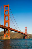 Golden gate-bron — Stockfoto