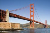 Golden Gate Bridge III — Stock Photo