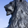 Stock Photo: Lion of Trafalgar