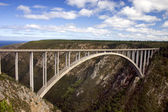 Bloukrans River Bridge — Stock Photo