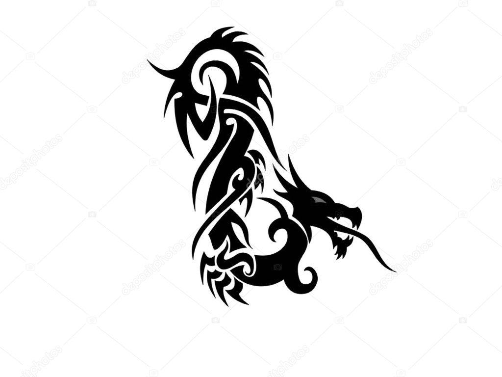 纹身设计 - 图库图片