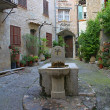 Saint Paul de Vence, South of France — Stock Photo