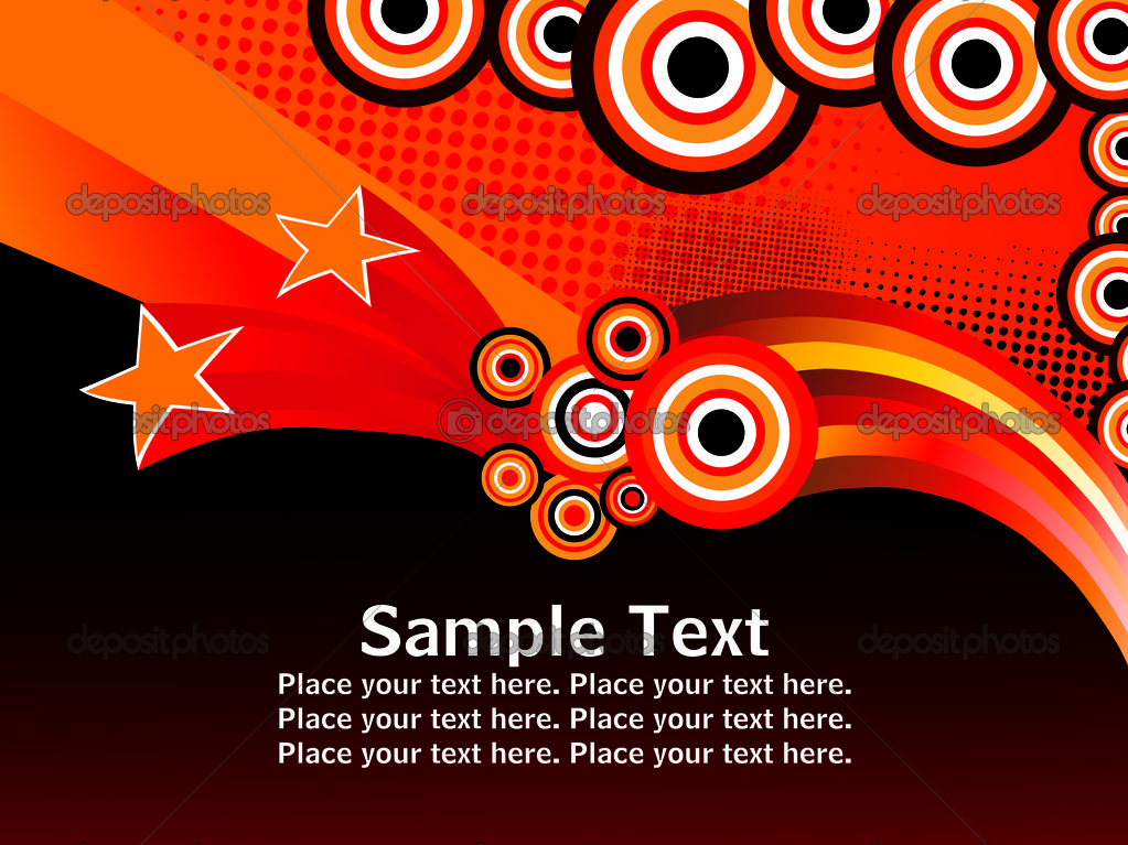 Abstract element background, vector illustration — Stock Vector #1396818