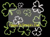Happy st patrick day background — Stock Vector