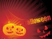 Halloween achtergrond, wallpaper abstract — Stockvector