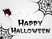 Abstract halloween background, wallpaper — 图库矢量图片